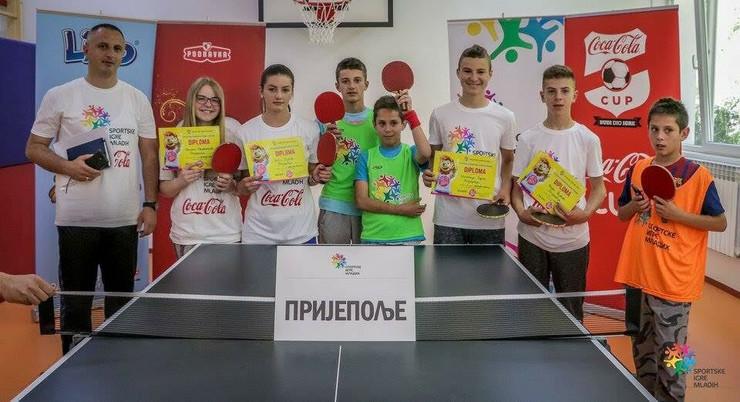 Sportske igre mladih, Prijepolje