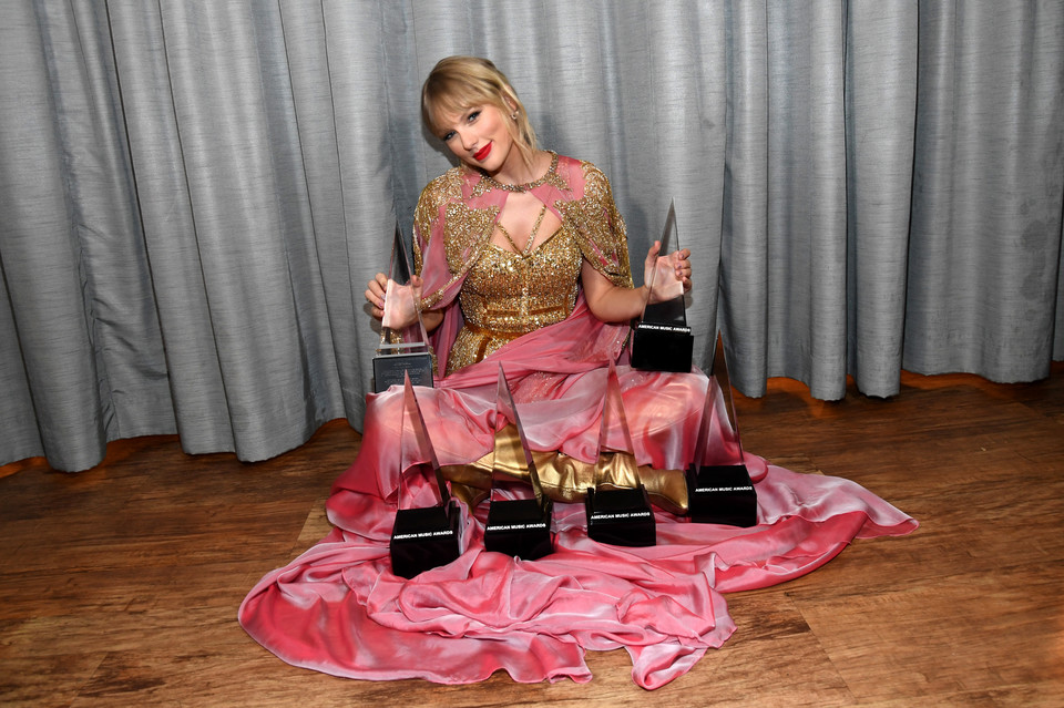 American Music Awards 2019 - Taylor Swift