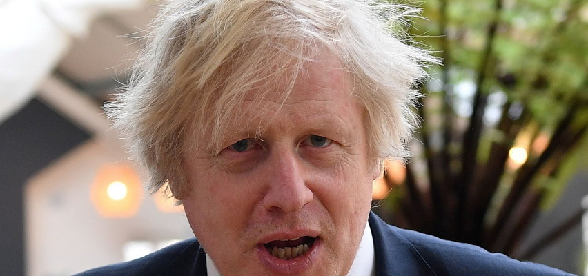 Synek Borisa Johnsona skradł show podczas szczytu G7
