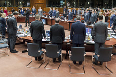 Minut ćutanja za poginule migrante: Prošli samit šefovi država i vlada zemalja EU