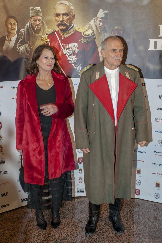 Danica i Lazar Ristovski