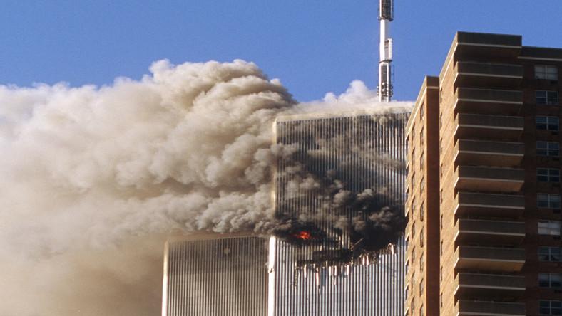 Wieże World Trade Center 11 września 2001 roku