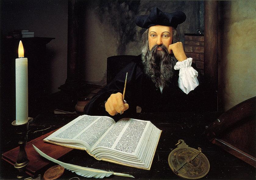 Nostradamus przewidział Państwo Islamskie