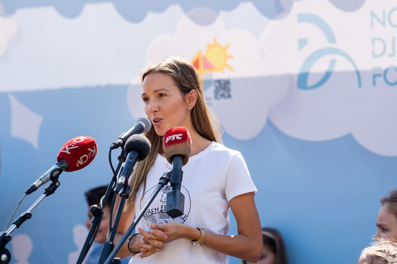 Jelena Đoković otvorila je vrtić