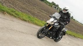 Kombinezon motocyklowy uszyty na miarę