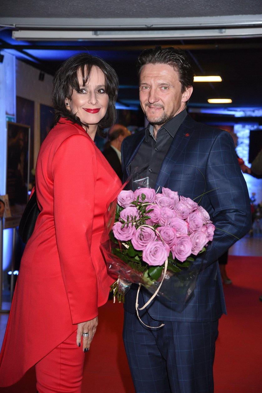 Anna Korcz i Paweł Pigoń