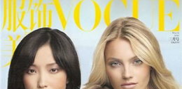 Jagodzińska w chińskim Vogue!
