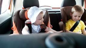 Nie zapomnij o dziecku w samochodzie
