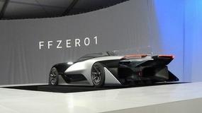 Chiński rywal Tesli projektuje sportowe auto