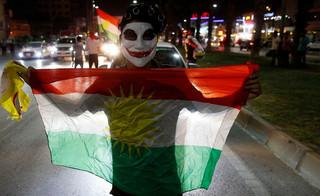 """""""Stop"""" dla kurdyjskiej niepodległości"""