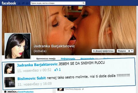 Jadranka Barajktarović: Je*em se da snimim ploču!