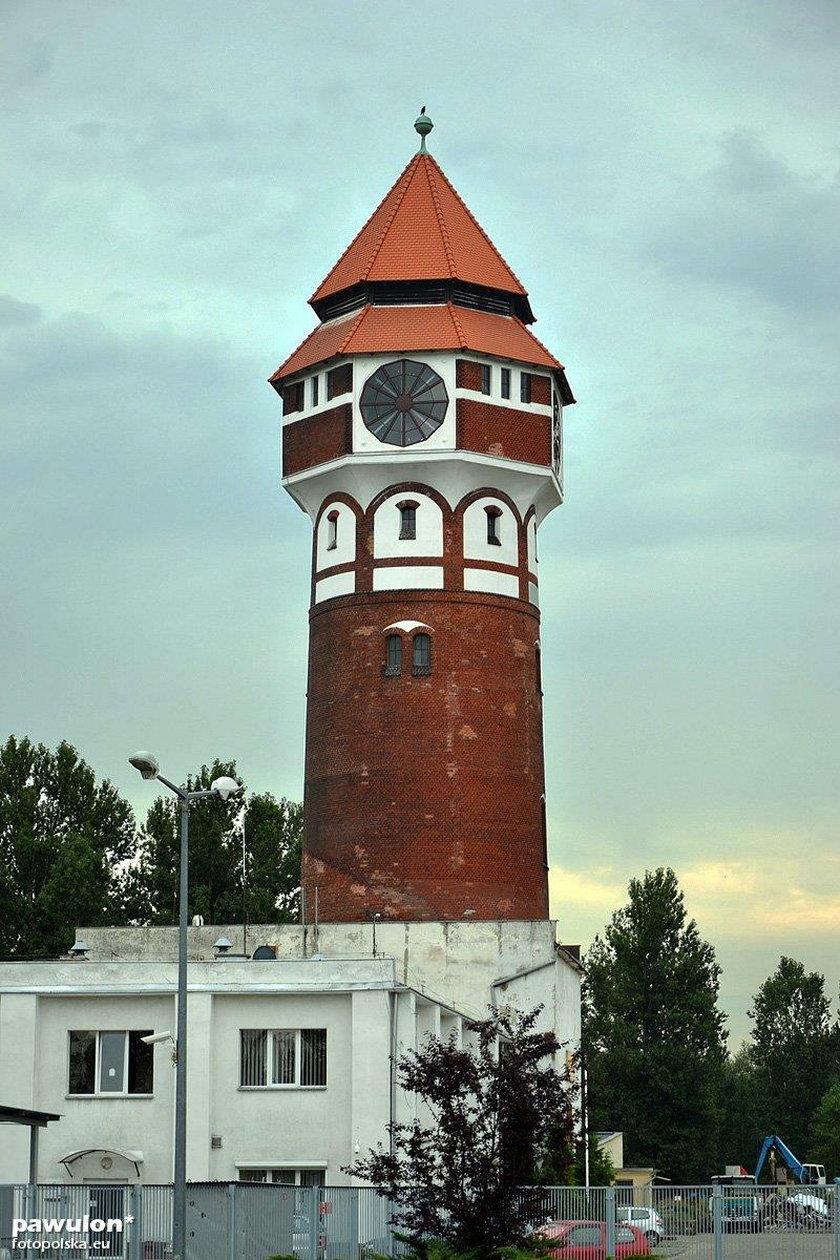 Część zabudowań Gazowni Tarnogaj