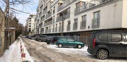 Tragiczny stan przecznic ulicy Włodarzewskiej. To miasto czy wieś?