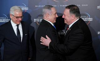Konferencja bliskowschodnia: Szczyt (nie)kontrolowanych gaf