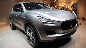Maserati Levante - pierwszy SUV marki