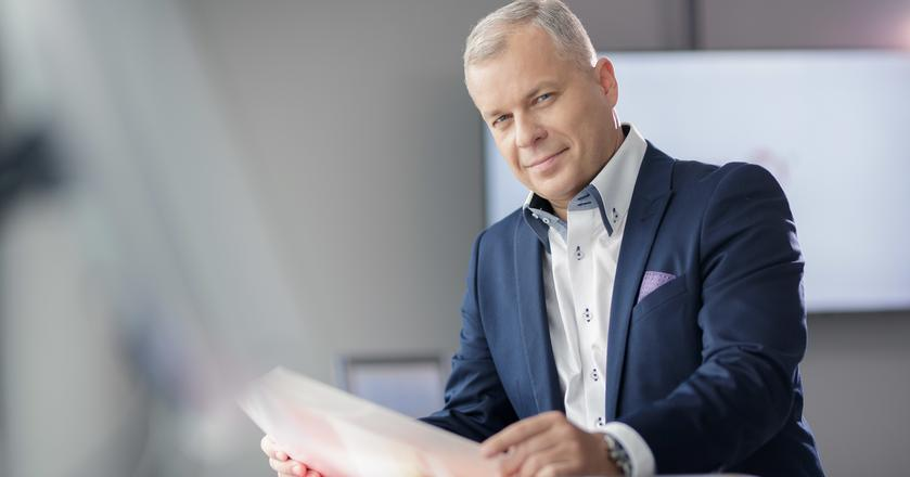 Rafał Szczap, nowy prezes Xerox Polska