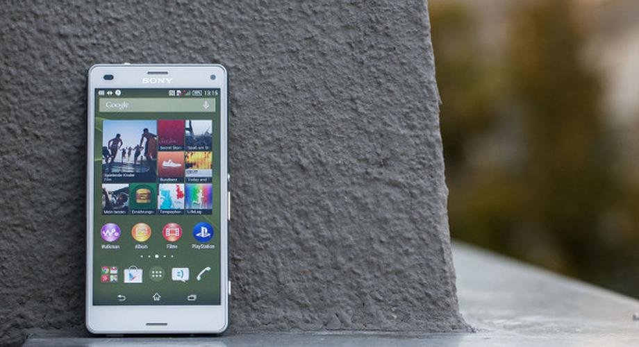 Sony Xperia Z3 Compact im Test: hochwertiger Kraftzwerg