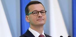 """Morawiecki na taśmach w """"Sowa i Przyjaciele"""". Chwali Merkel i często klnie"""