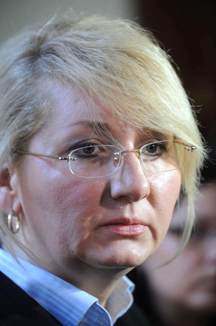 Adwokat: Agent Tomek zgwałcił Sawicką emocjonalnie