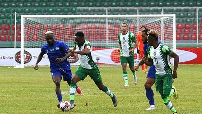 'We are very sorry,' Ahmed Musa apologises over Super Eagles' performance against Sierra Leone