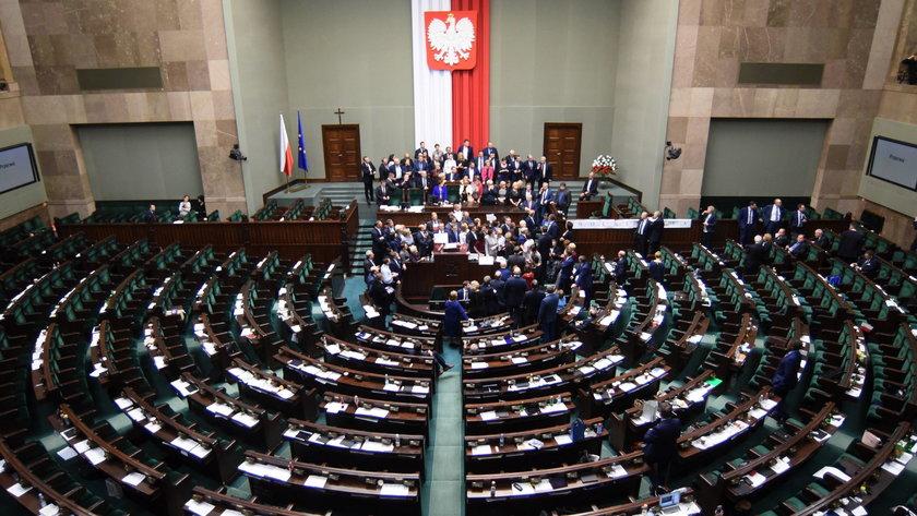 Poselska Wigilia w Sejmie