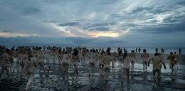 Setki golasów na jednej plaży! To trzeba zobaczyć