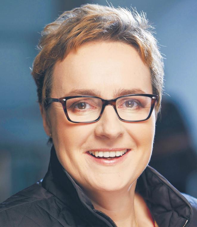 Dominika Bettman, prezeska Siemensa Polska, wiceprezydentka Konfederacji Lewiatan