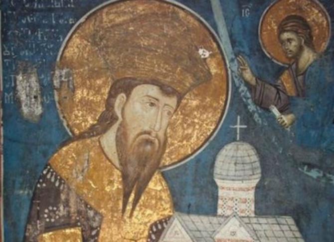 Sveti Mrata je jedna od većih slava