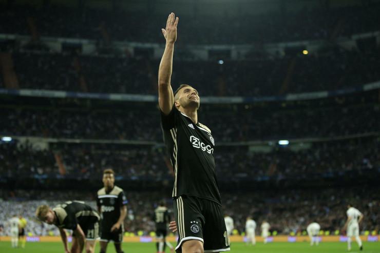 FK Ajaks, FK Real Madrid