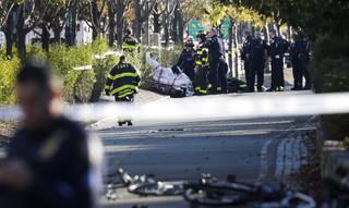 USA: Atak w Nowym Jorku planowano kilka tygodni