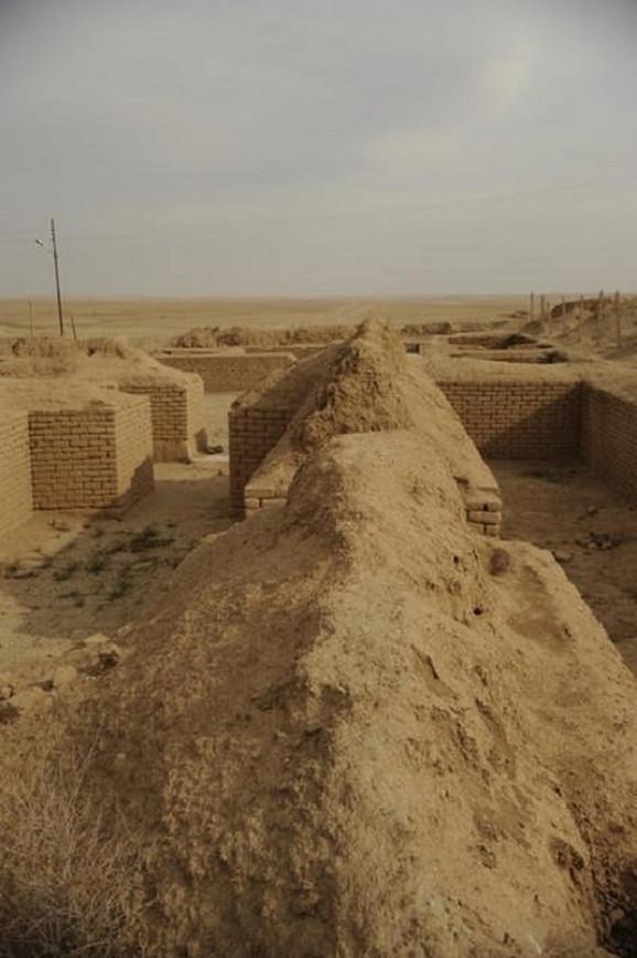 Asirske ruševine na teritoriji današnjeg Iraka