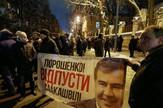 Sakašvilijeve pristalice EPA Sergey Dolzhenko
