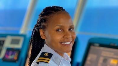 Elizabeth Marami: Kenya's first female marine pilot gets a promotion