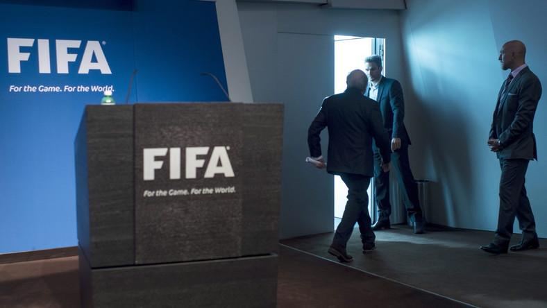 FIFA i Sepp Blatter