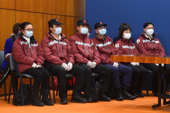 Kineski stručnjaci su doputovali u Beograd da pomognu našem narodu