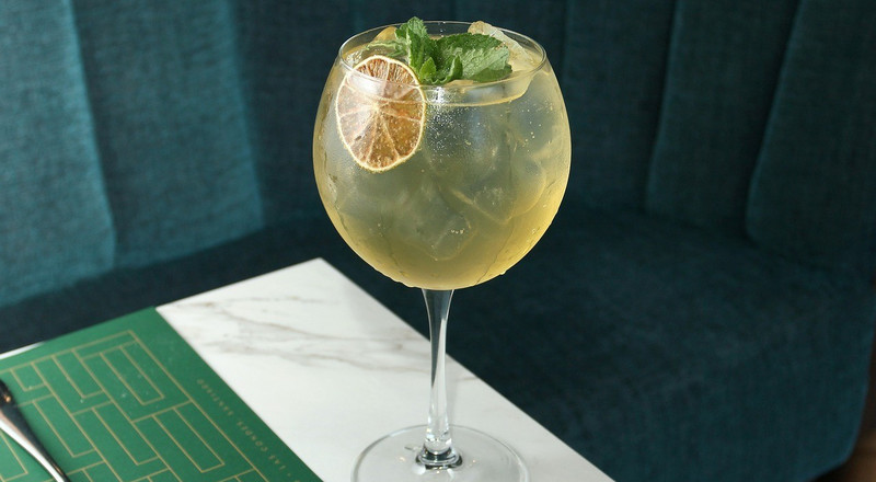 The Pulse gin and white wine cocktail you simply have to try