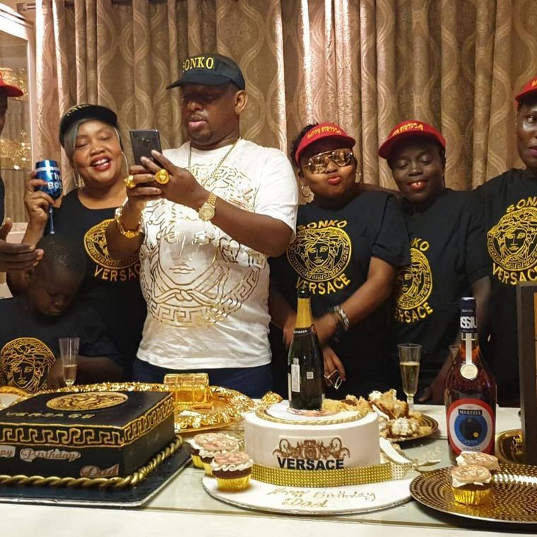 How governor Mike Sonko's birthday Party went down in photos