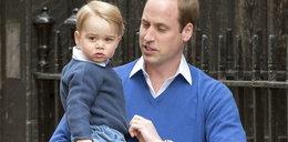 Mały George idzie do szkoły. Jego edukacja kosztuje fortunę!