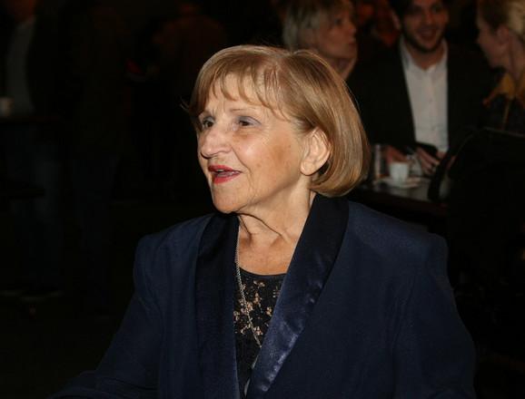 Mira Banjac u filmu igra majku Bogdana Diklića