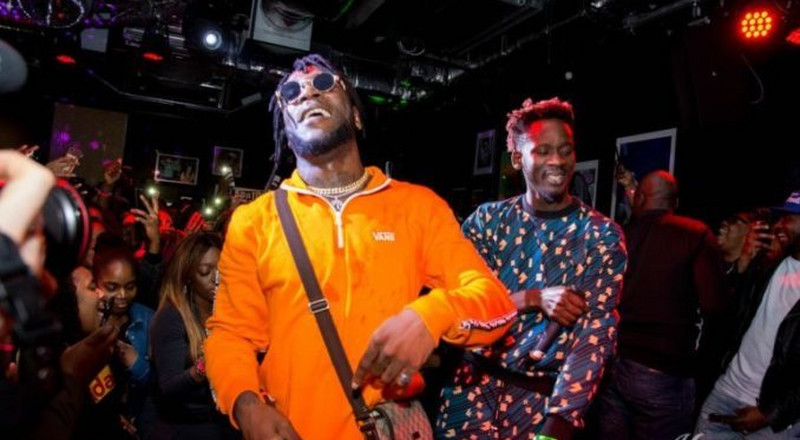 Live Stream: Watch Burna Boy and Mr Eazi perform at Coachella 2019