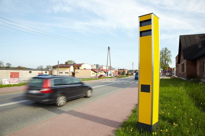 Oprócz policyjnych kontroli nie brakuje fotoradarów. Tylko pomiędzy Szczecinem a Redą jest 12 miejsc