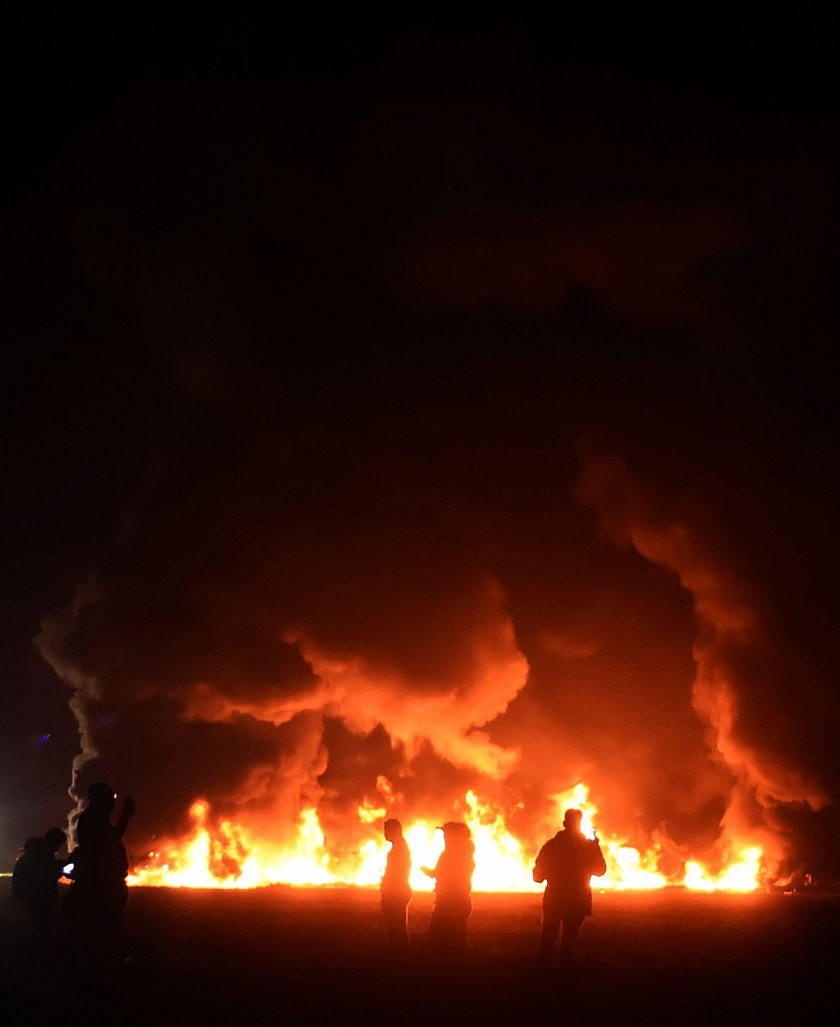 Al menos 20 muertos y 54 heridos por incendio en ducto de combustible en Mxico