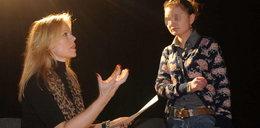 Magda Wójcik uczy aktorstwa