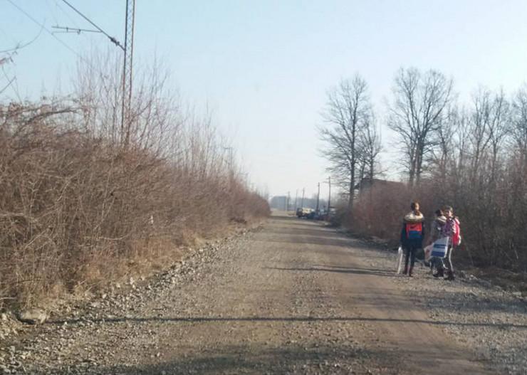 Put Donji Garevci