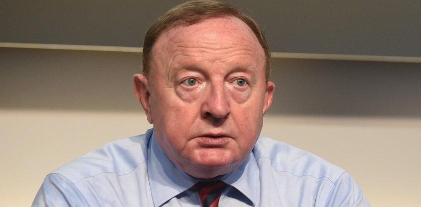 """Nazwał ofiary pedofili """"bzykniętymi mazgajami"""". To nie koniec"""