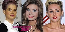 Makijażowe wpadki gwiazd w 2013 roku