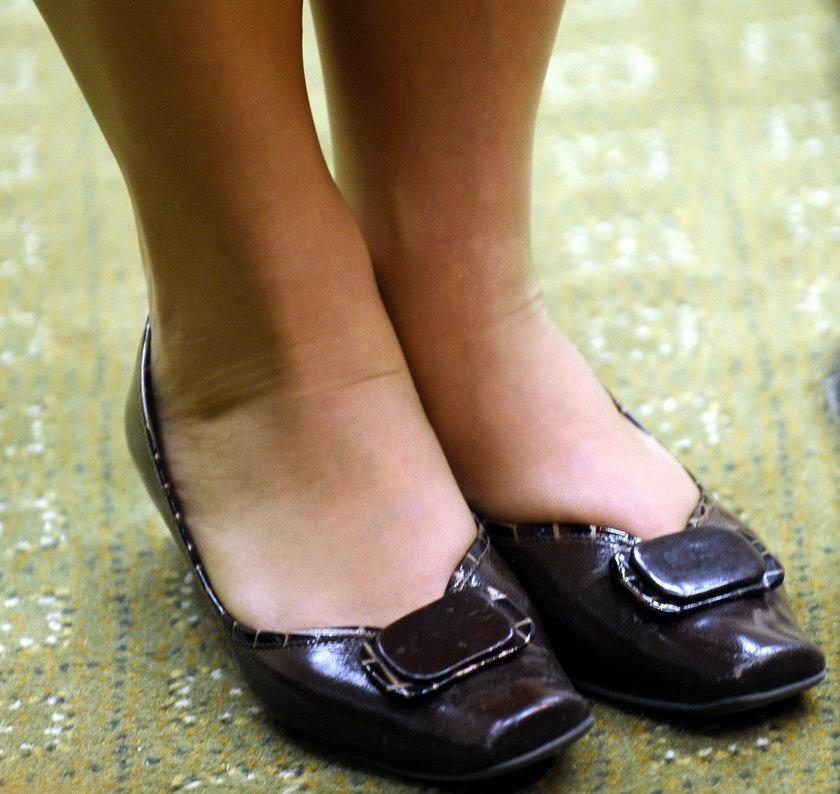 Beata Kempa lubi buty tego typu
