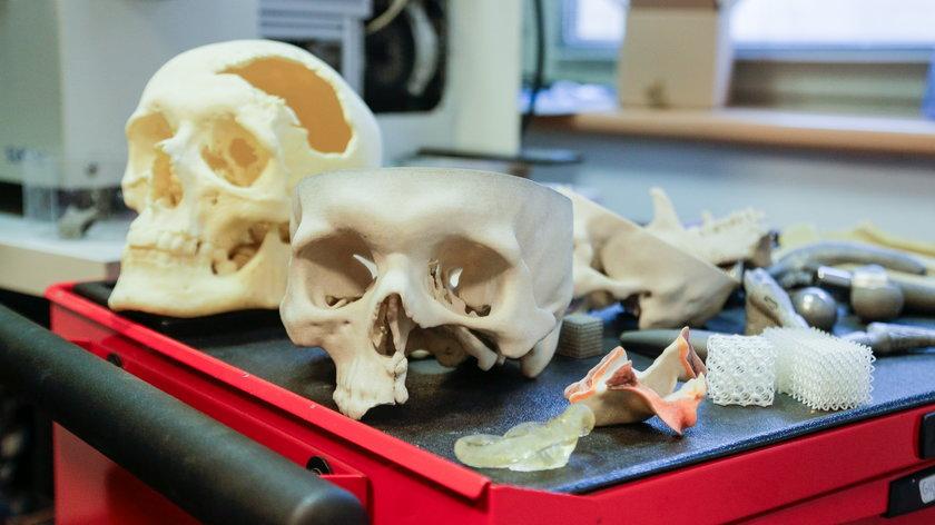 Drukowanie kości