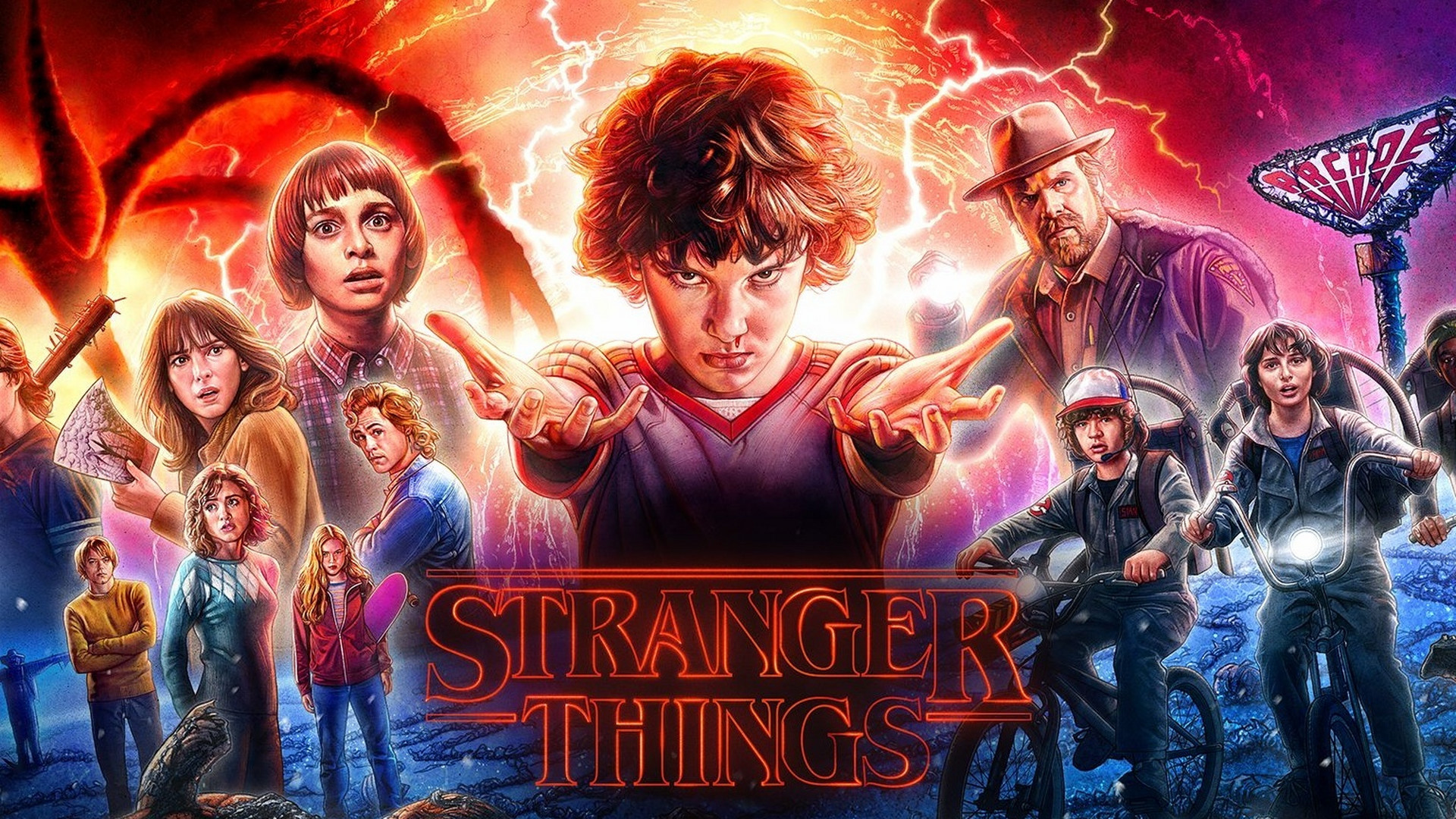 Staffel 3 Stranger Things
