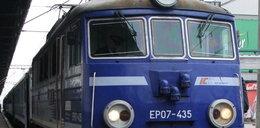 Utrudnienia dla pasażerów. Zablokowany przejazd przez stację Łowicz Główny